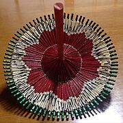 デイジーポットマット/シェル編み/手編みモチーフ/アクリルたわしをインテリアに/ハンドメイド…などに関連する他の写真