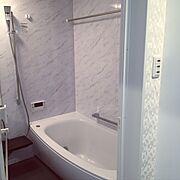 モノトーン/入居前/TOTOサザナ/Bathroom…などのインテリア実例