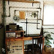 壁紙屋本舗/ブログよかったら見てみて下さい♩/IG⇨maca_home/キセログラフィカ…などのインテリア実例