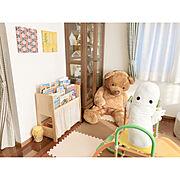 子供部屋女の子のインテリア実例写真