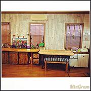 DIY/壁紙屋本舗/Kitchen…などのインテリア実例