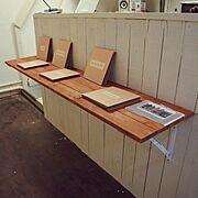 白楽カフェのインテリア実例写真