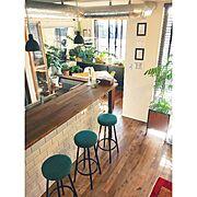 Kitchen/ニューヨーク/キャビネット/ダイニングテーブル&チェア/ポスター…などに関連する他の写真