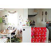 My Desk/白×茶×シルバー/インダストリアル/ジャーナルスタンダードファニチャー/ブリキの天板…などに関連する他の写真