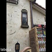 窓際/建売/カントリー/窓枠/半アーチ型/アーチ…などのインテリア実例