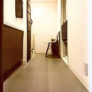 スマイル/マット/玄関/セリア/平屋/カリフォルニアスタイル…などに関連する他の写真