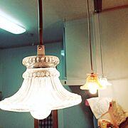 照明/ナチュラル/Kitchen…などのインテリア実例