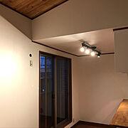 照明/シーリングライト/Lounge…などのインテリア実例