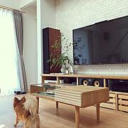ブラーバ/北欧/お掃除グッズ/新入りさん♡/IKEA/朝の掃除…などのインテリア実例