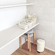 エムール東京家具/エムール/ゴミ箱/salut!/エコカラット/部屋干しスペース…などのインテリア実例