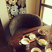 朝食/My Shelf…などのインテリア実例