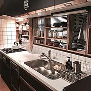Kitchen/楽天ROOM→tomo5563/DAUER HOLGEN/DIY…などのインテリア実例