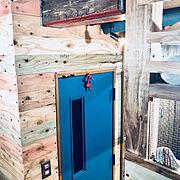 ギザギザ/Bedroom/DIY/寝室/こどもと暮らす。/元和室…などに関連する他の写真