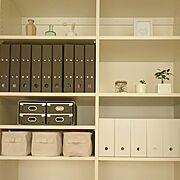 硬質パルプボックスのインテリア実例写真