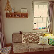 キッズスペース/築年数不明/IKEA/BRIWAX/押入れ改造/押入れ子供部屋…などに関連する他の写真
