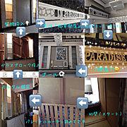壁紙屋本舗。/リメ缶/ステンシル/男前/双子/雑貨…などに関連する他の写真