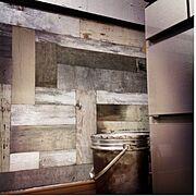 壁紙屋本舗/中古住宅のリフォーム&リメイク中/漆喰壁DIY/築20年以上/塗り壁DIY…などのインテリア実例