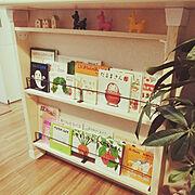 DIY棚のインテリア実例写真
