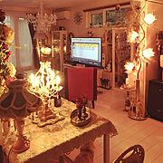 ゲーム部屋/アイロンビーズ/オーナメント/クリスマスツリー180cm/クリスマスインテリア…などに関連する他の写真