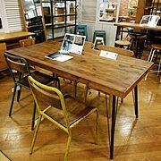 knot antiques/狭い家/My Desk…などのインテリア実例