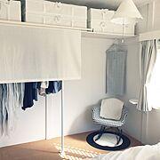 セリア/ダイソー/デコパージュ/skubb/IKEA/ペイント…などのインテリア実例