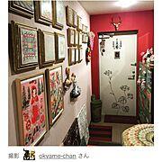 アクセサリーディスプレイ/アロマ/小物インテリア/ダイソー/100均/My Shelf…などに関連する他の写真