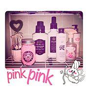フェイクグリーン/BIGBANG/ごちゃごちゃ/一人暮らし/Pink/洗剤…などのインテリア実例