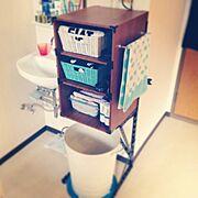 DIY/収納/My Shelf…などのインテリア実例