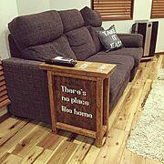 DIY/ステンシル/Lounge…などのインテリア実例