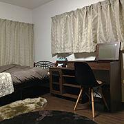 ニトリ/パズルラック/一人暮らし/海を感じるインテリア/女子部屋/Bedroom…などに関連する他の写真