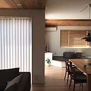 畳コーナー/ルイスポールセン/カンディハウス/無印良品/イベント参加/中庭のある家…などのインテリア実例