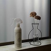 いいね♪いつもありがとうございます❤️/除菌スプレー/キューピー・モニター/ケイブランシュ…などのインテリア実例