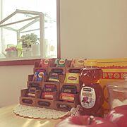 紅茶入れのインテリア実例写真