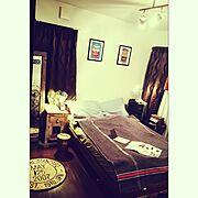 ジャーナルスタンダードファニチャー/Bedroom…などのインテリア実例