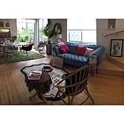 壁紙屋本舗/モダンデコ/Overview/木のお家/景色/ガーデンチェア…などのインテリア実例