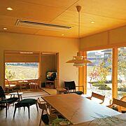 カウンターキッチン/植木/植栽/ガーデニング/窓/和室…などのインテリア実例