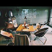 RC石川支部/石川県/ダイニングテーブル/チェア/プロジェクター/シアタールーム…などのインテリア実例