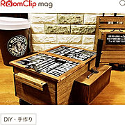 DIY/収納/コメントお気遣いなく♡/いいね!コメント本当にありがとうデス♥/RoomClip mag…などのインテリア実例
