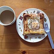 朝食♪のインテリア実例写真