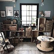 カウンター上DIY棚/キッチンカウンター/いいね&フォローありがとうございます☆/昭和の家…などに関連する他の写真
