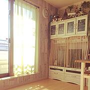 隠す派/DIY/子供と暮らす/学習机/子供部屋/Bedroom…などに関連する他の写真