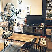 niko and… /ステファンケニー/タペストリー/truckfurniture/journal standard Furniture…などのインテリア実例