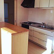 広めのキッチン/Kitchen…などのインテリア実例
