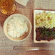 食事のインテリア実例写真