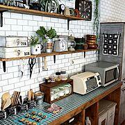 ブログよかったら見てみて下さい♩/IG⇨maca_home/モチーフ編み/こどもと暮らす。…などのインテリア実例