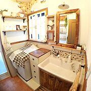 ビートウォッシュ/Bathroom/初投稿/洗濯機に関連する他の写真