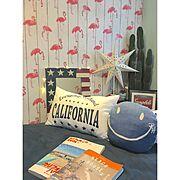 california styleのインテリア実例写真