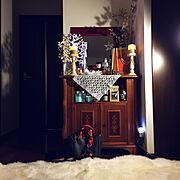シャンブル/ニトリ/我が家/レトロストーブ/レトロ電気ストーブ/ゴブラン織り…などに関連する他の写真