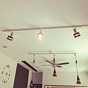 北欧/ブリアール/一条工務店/カフェ風/スポットライト/Lounge…などのインテリア実例