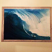 DIY/surf/On Walls…などのインテリア実例
